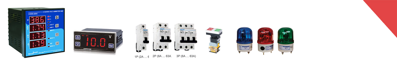 ارائه انواع تجهیزات برق صنعتی